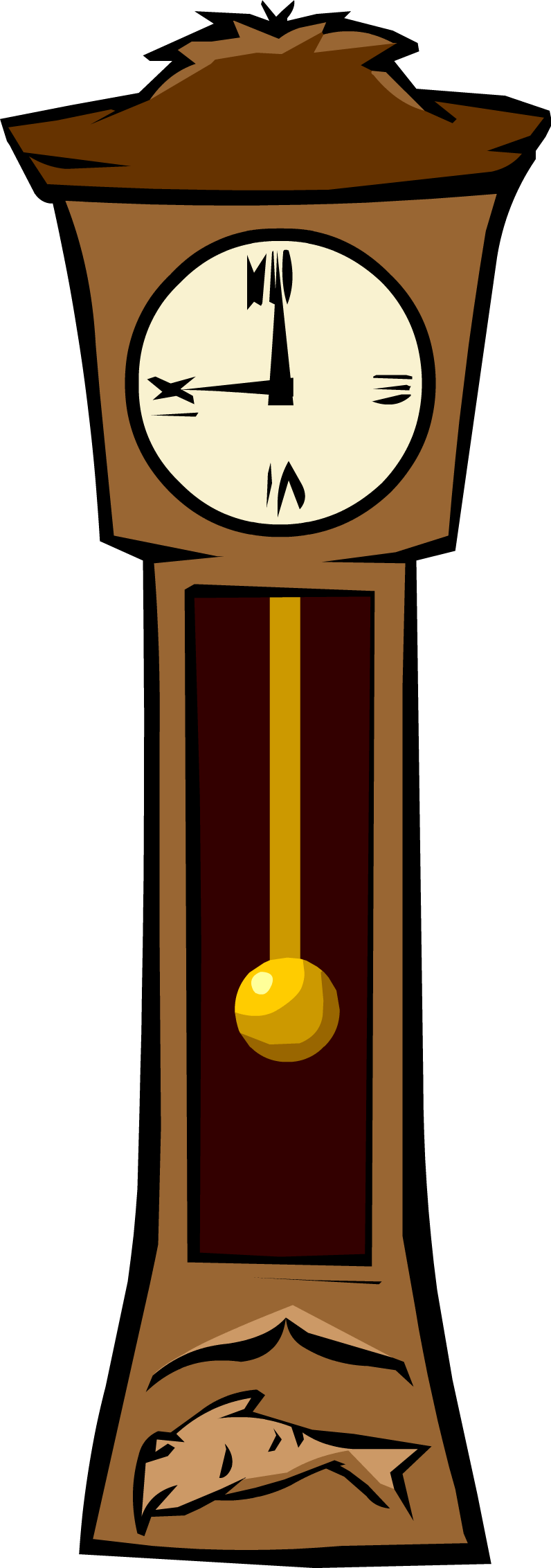 clipart library Clock free download clip. Grandfather clipart