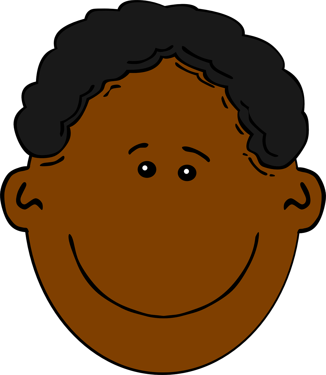 svg free Grandma clipart african american. Hair relaxers for the