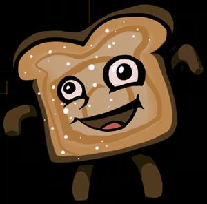 png transparent Lm sugar toast games. Grandma clipart assault