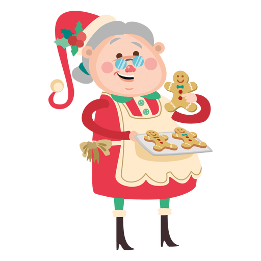 banner free download Grandma clipart illustration. With cookies cartoon transparent
