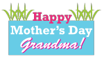 jpg library download Grandma clipart mothers day. Clip art check out