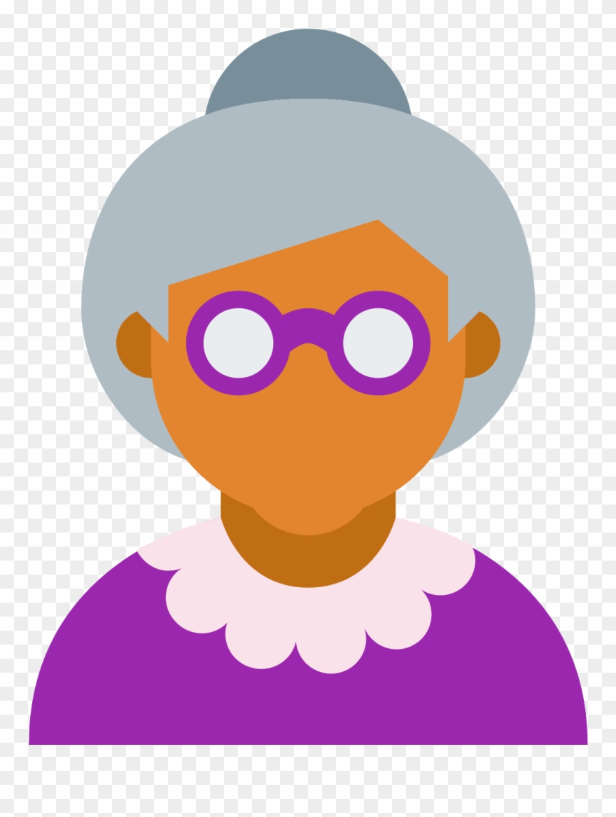 image stock Grandparents person icon png. Grandparent clipart old age home