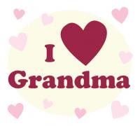clipart transparent Grandparent clipart word. Free download clip art