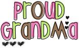 clipart royalty free library Grandparent clipart word. Great grandmother panda free