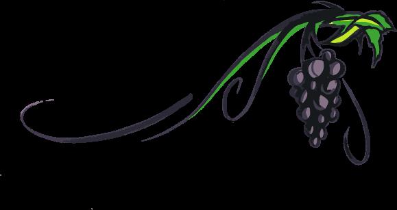 graphic library stock Grapevine clipart wine grape. Raseone vine medium image