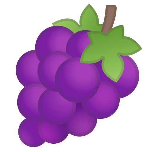 png freeuse stock Grape clipart purple thing. Object free on dumielauxepices