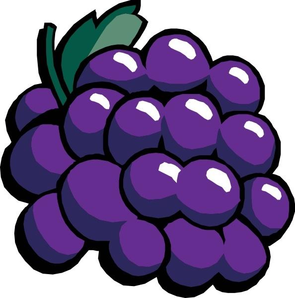 clip art freeuse download Clip art free vector. Grapes clipart.