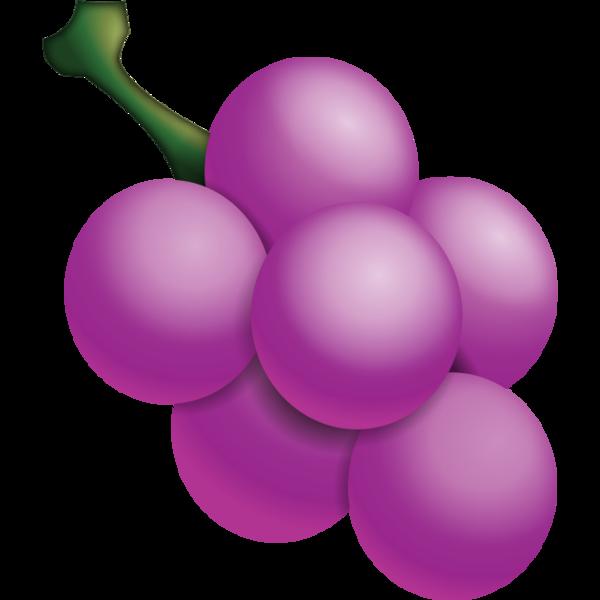 clip transparent stock Grapes clipart grape soda. Emoji you ll love
