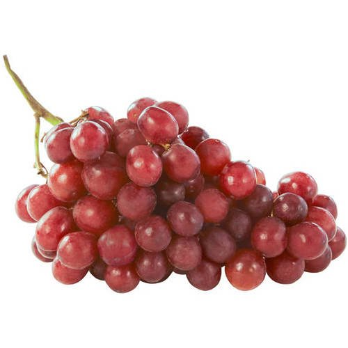 clip free stock Fresh Seeded Red Grapes