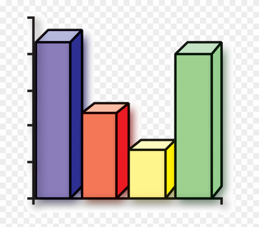 clip free library Graph clipart. Data handling bar chart.