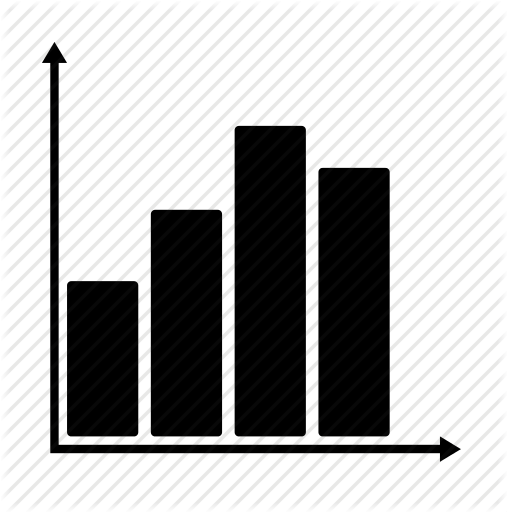 png Graph clipart icon bar.  collection of black