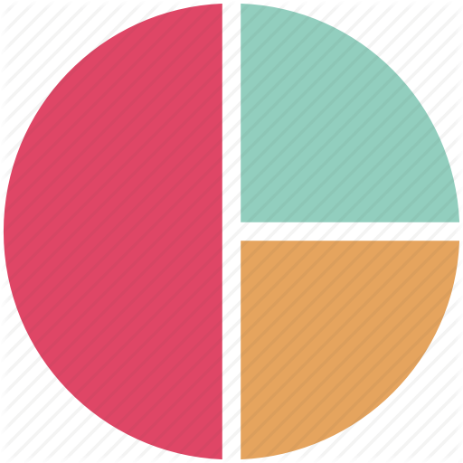 clipart royalty free library Graph clipart pie chart. Market and economics by