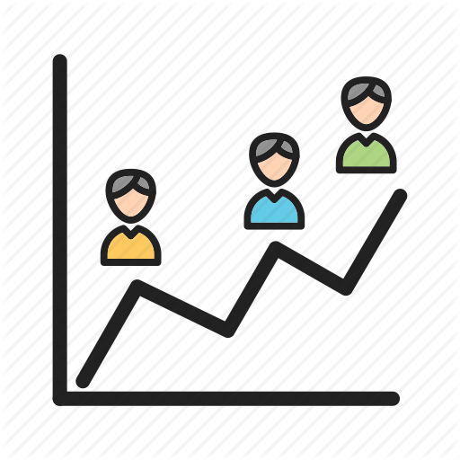 clipart black and white download Elections filled line by. Graph clipart poll