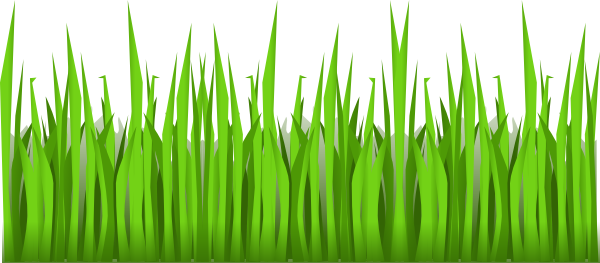 graphic transparent library Grass Clip Art at Clker