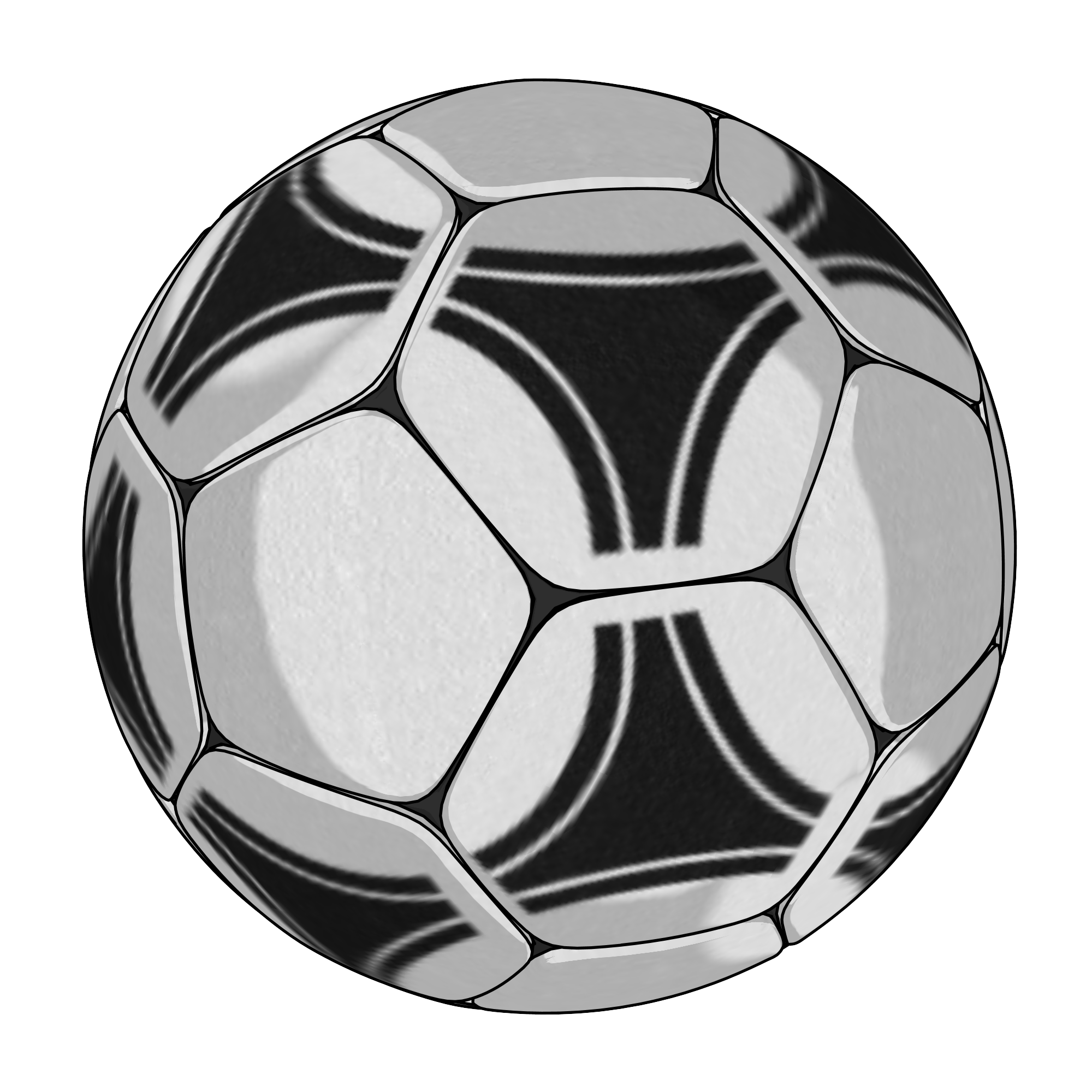 black and white stock Cartoon png picture clipartly. Grass clipart soccer ball
