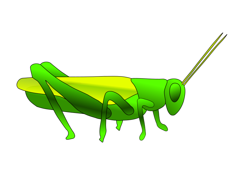 png freeuse Svg free on dumielauxepices. Grasshopper clipart.