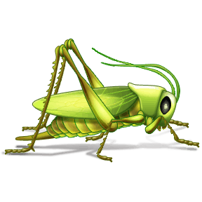 clip art transparent Grasshopper clipart animal hop.  business lessons from