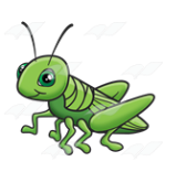 clip art free download Grasshopper clipart jumping. The florida everglades free
