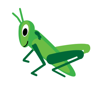 vector free library Cricket secondary free on. Grasshopper clipart primary consumer