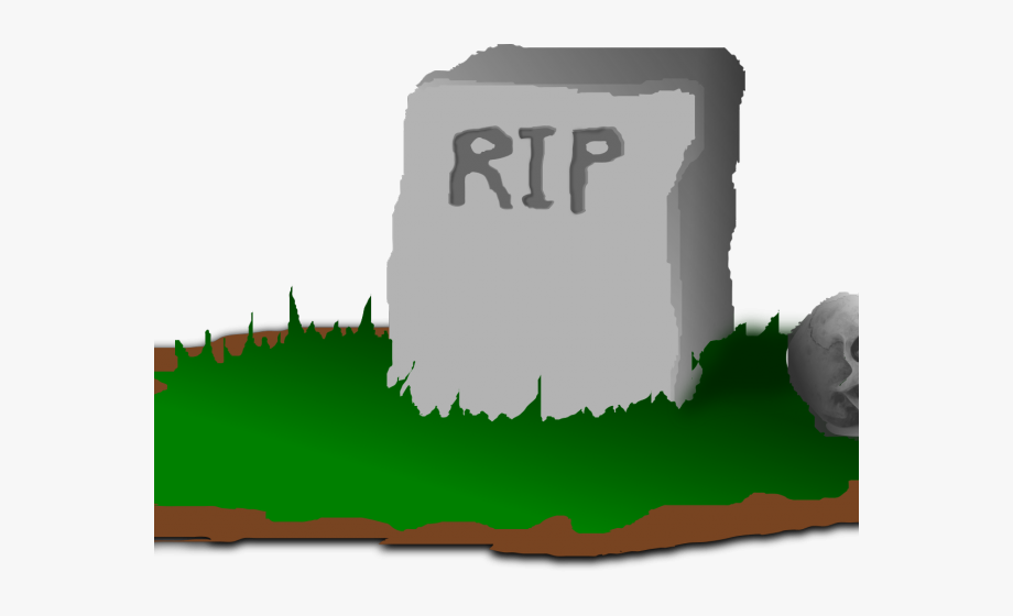 banner freeuse Free tombstone . Grave clipart.