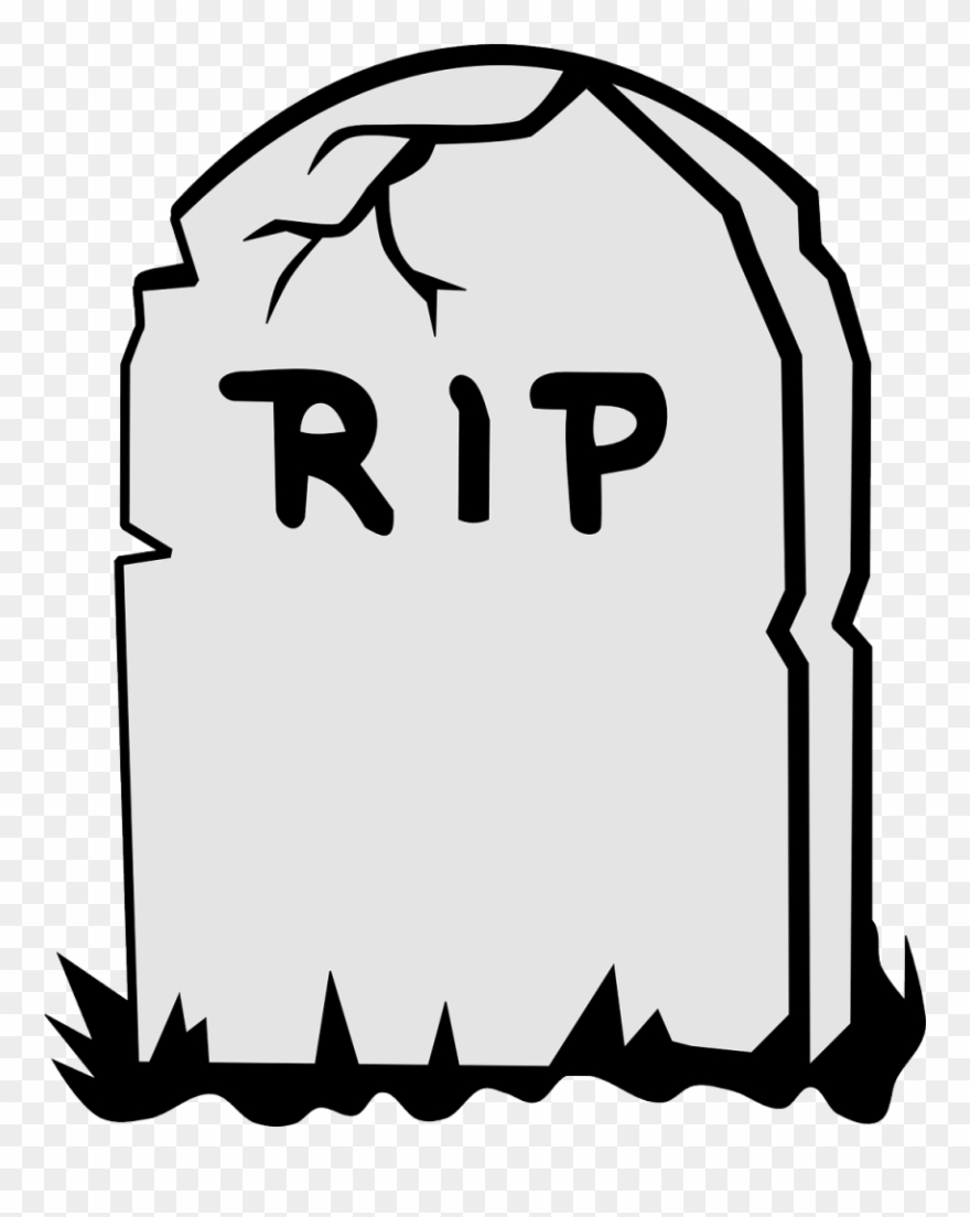 jpg freeuse download Headstone clipart funeral. Download grave clip art