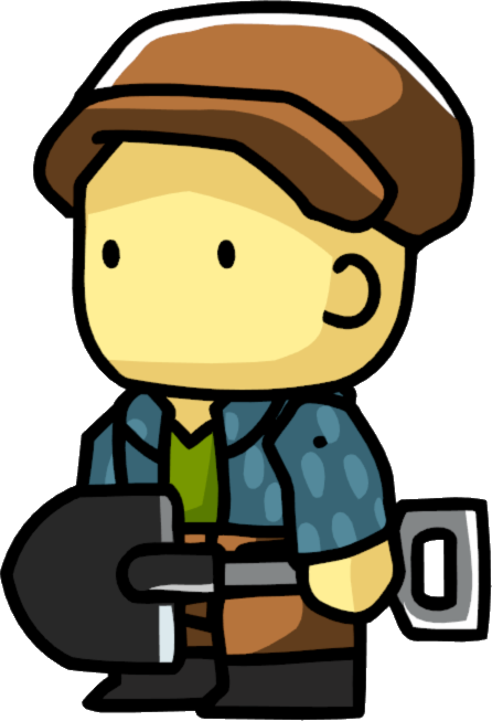 graphic freeuse library Grave clipart grave digger. Gravedigger scribblenauts wiki fandom
