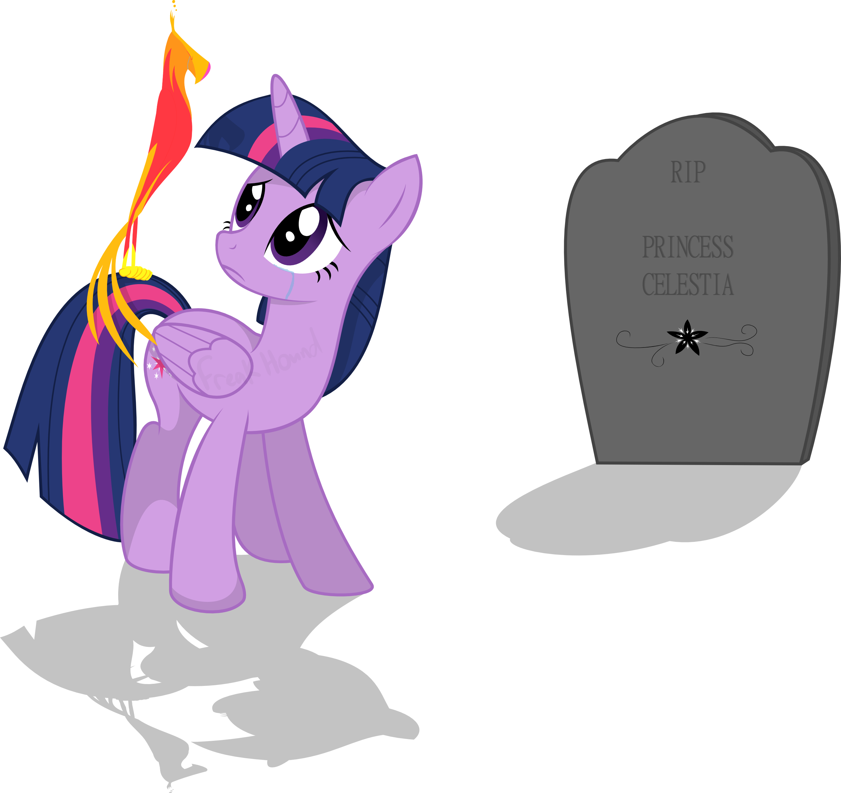 image royalty free  alicorn artist crosspone. Grave clipart mortality