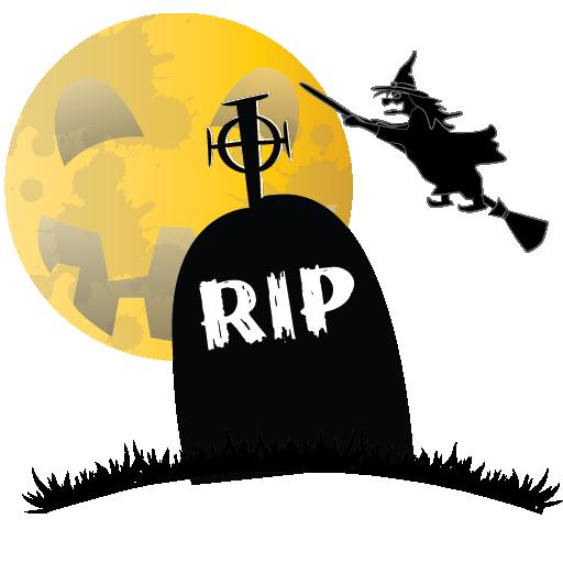 jpg library Gravestone clipart open grave. Graves spooky cemetery free