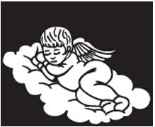 black and white Gravestone clipart memorial angel. Gravemarker clip art examples