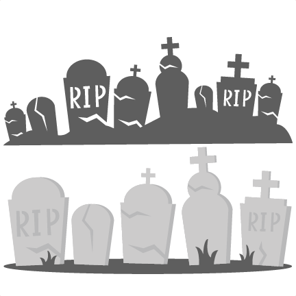 svg stock Graveyard clipart. Gravestone free on dumielauxepices.
