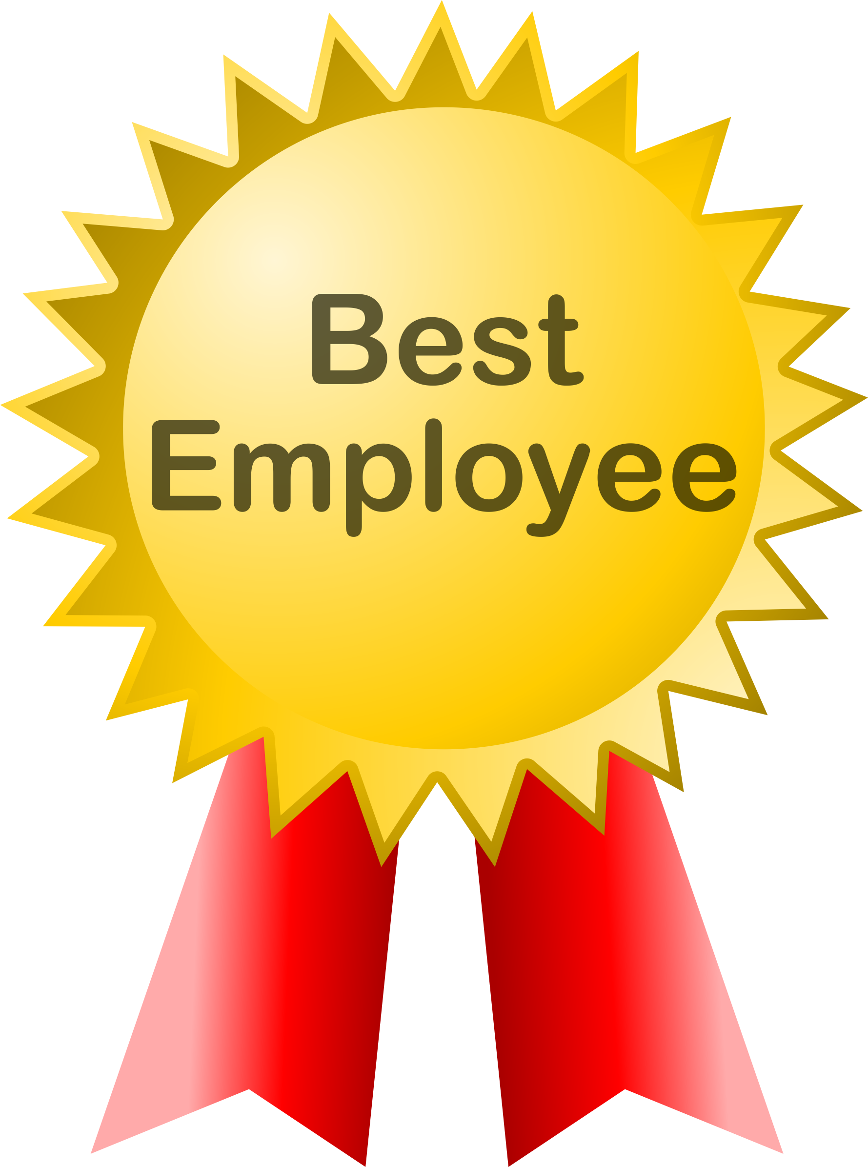 picture free Best employee marlinsons big. Great clipart academic award