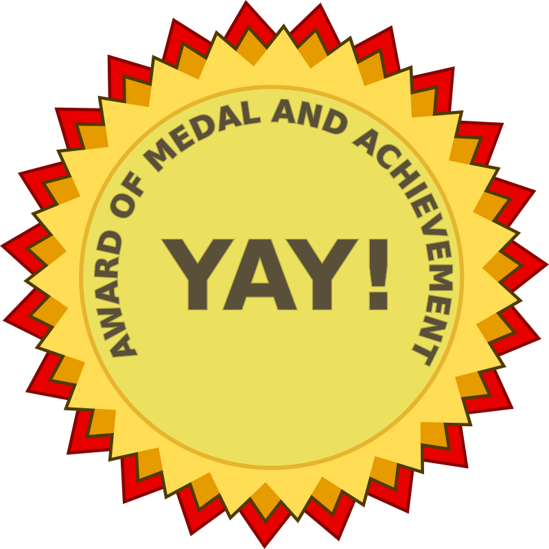 clip library library Medal of honor at. Great clipart academic award