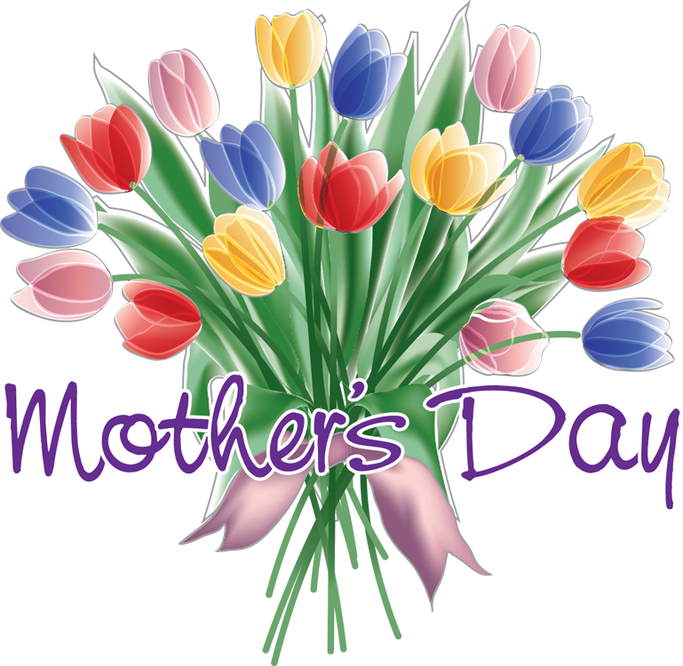 graphic freeuse library Happy mother s giveaway. Great clipart mother's day