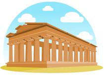 picture transparent download Free ancient clip art. Greece clipart