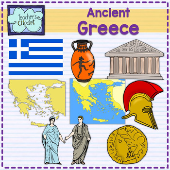 graphic free Greece clipart. Ancient map and art