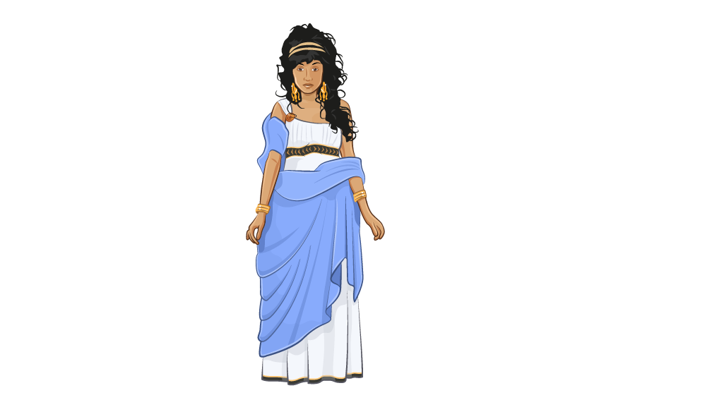 vector transparent download What was it like to live in an ancient Greek family
