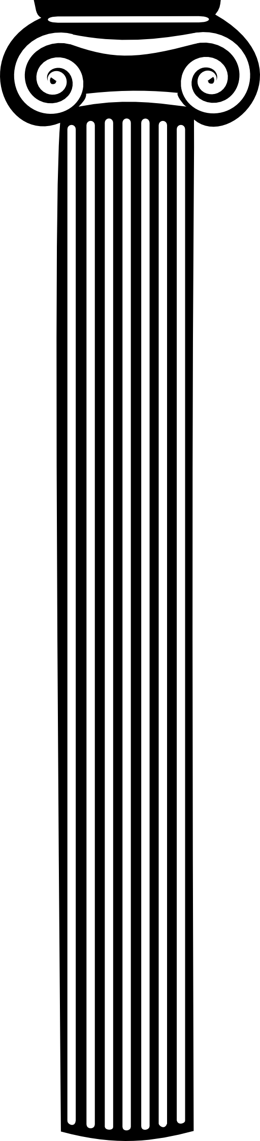 jpg library download Greek Columns Clipart