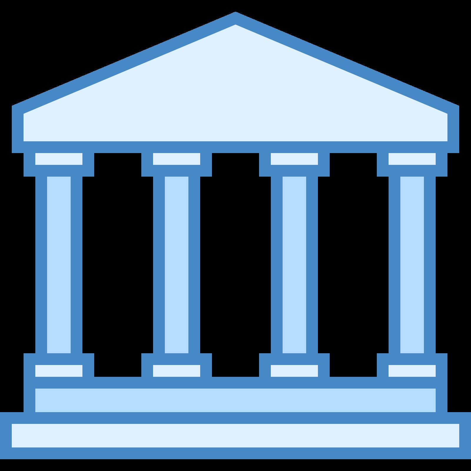 graphic transparent Ancient Greek Building Clipart