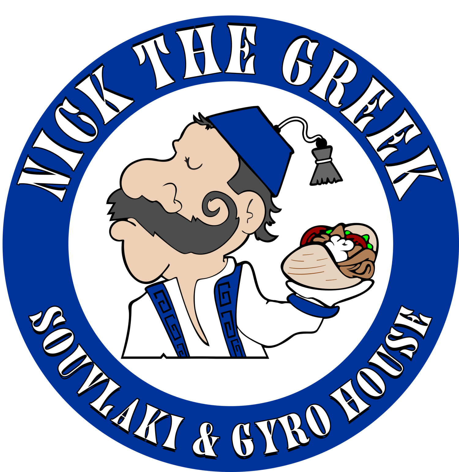 clip art freeuse stock Nick The Greek