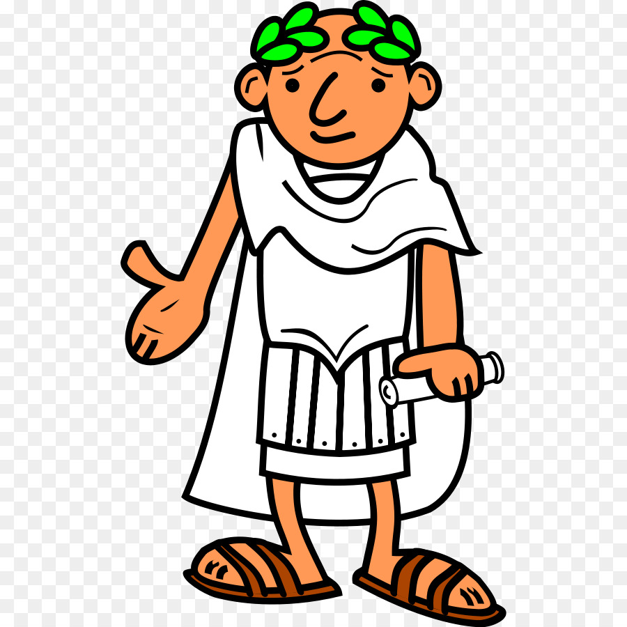 jpg transparent library Greece clipart person. Greek ancient rome