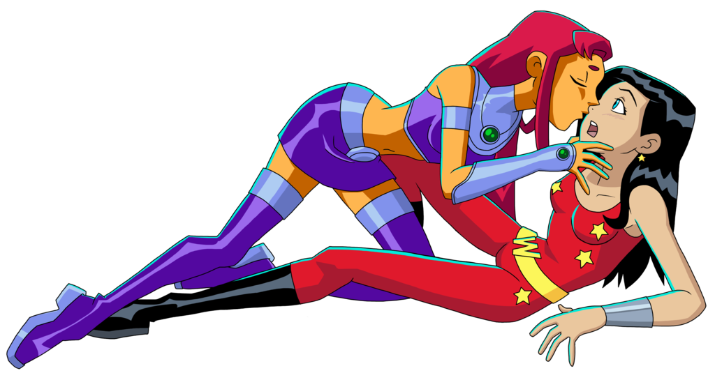 picture royalty free Starfire Learns Greek by Glee