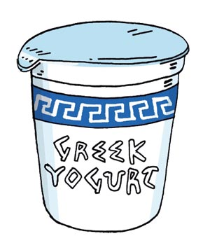 svg black and white Greek yogurt clipart. Clip art free cliparts