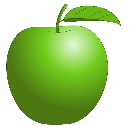 clip transparent download Green apples clipart. Free apple download clip.