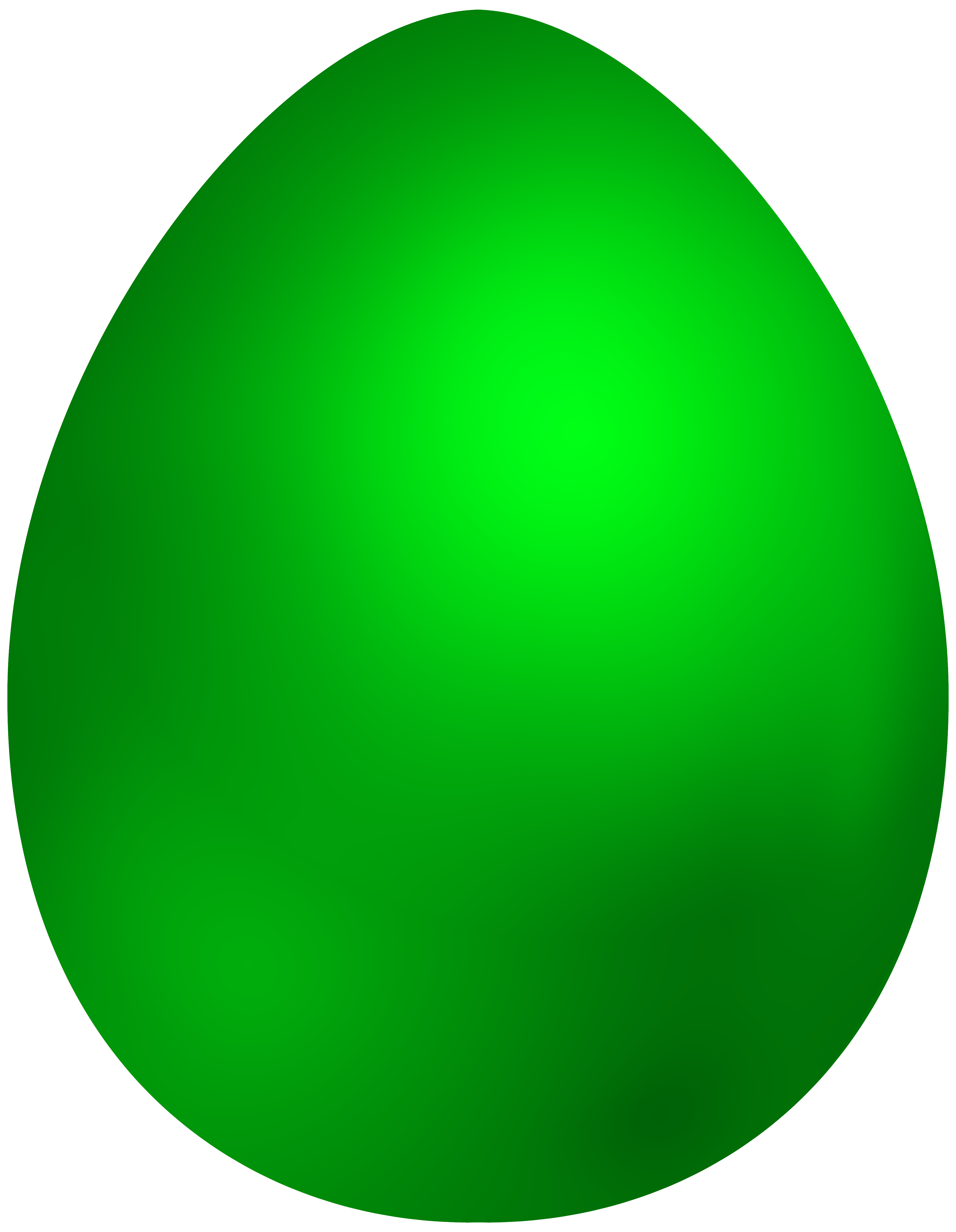 png transparent stock Easter egg png clip. Green clipart.