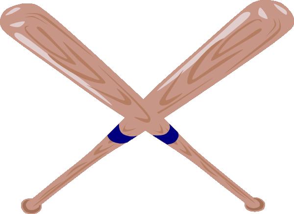 vector transparent stock Green clipart baseball bat. Crossed clip art at