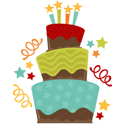 picture royalty free stock Png images transparent free. Green clipart birthday cake