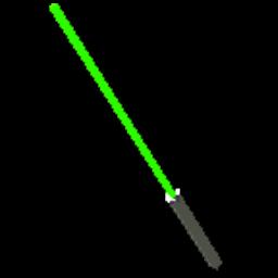 jpg library download Green clipart light saber.  x png pixels