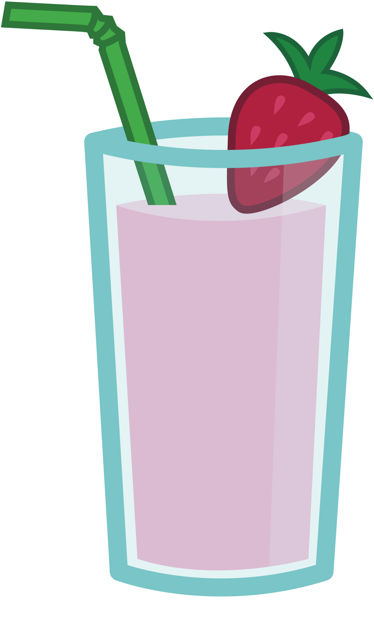 royalty free Free on dumielauxepices net. Green clipart milkshake