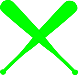 image library download Hot bats clip art. Green clipart softball