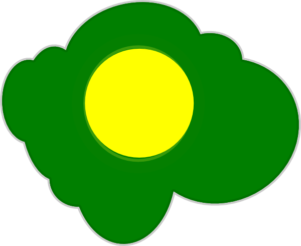 svg transparent library Green Egg Clip Art at Clker